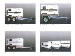 MQ Diesel 70KVA Gen-set Package