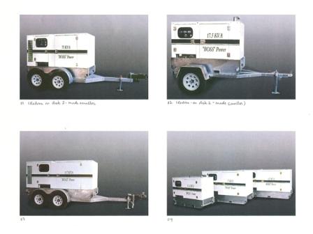 MQ Diesel 25KVA Gen-set Package