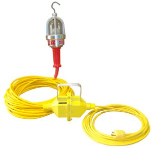 EXPLOSION PROOF HAND LAMP 12 VOLT INLINE SYSTEM