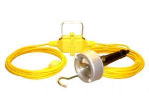 12V SPOT EXPLOSION PROOF HAND LAMP 12 VOLT INLINE SYSTEM