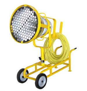 PORTABLE 400W MH EXPLOSION PROOF LIGHTING UL844-P4