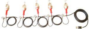 LED...5 LAMP - 120V Explosion Proof String Light