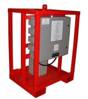 25KVA 480v -120/240v Transformer Distribution GFCI System