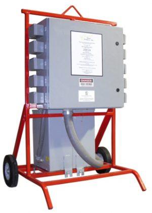 Transformer Distribution GFCI System