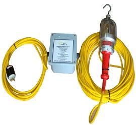 24 Volt Explosion Proof Hand Lamp 220v To 24 Volt Lighting Transformer
