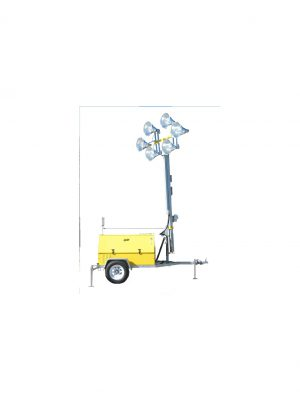 PORTABLE SPORTING-SPECIAL EVENT LIGHT TOWERS