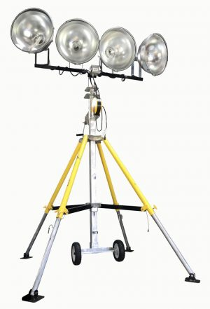 Portable Sporting Special Event Light Towers Archives