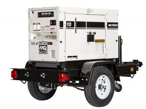 PORTABLE DIESEL GENERATOR SETS 7KW THRU 250KW