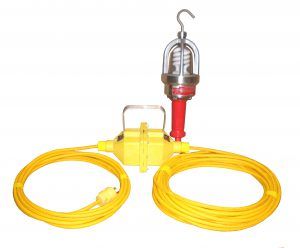 PORTABLE LED EXPLOSION-PROOF HANDLAMPS 12-VOLTS