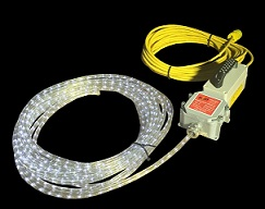 PORTABLE LED ROPE LIGHTS