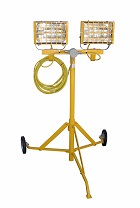 PORTABLE OFFSHORE LED WATER-PROOF NEMA 4X FLOODLIGHTING