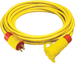 PORTABLE INDUSTRIAL RATED GFI'S - EXT CORDS