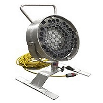 PORTABLE LED EXPLOSION PROOF UL844-P4 FLOODLIGHTING