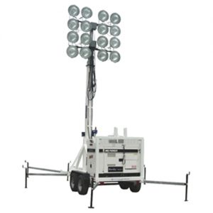 STRIP MINING PORTABLE STADIUM LIGHT-TOWERS